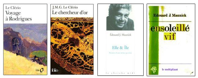 Livres Ile Maurice