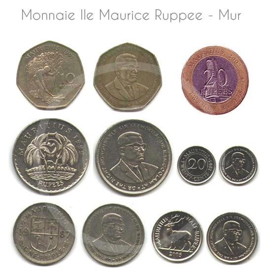 Monnaie-ile-maurice-pieces