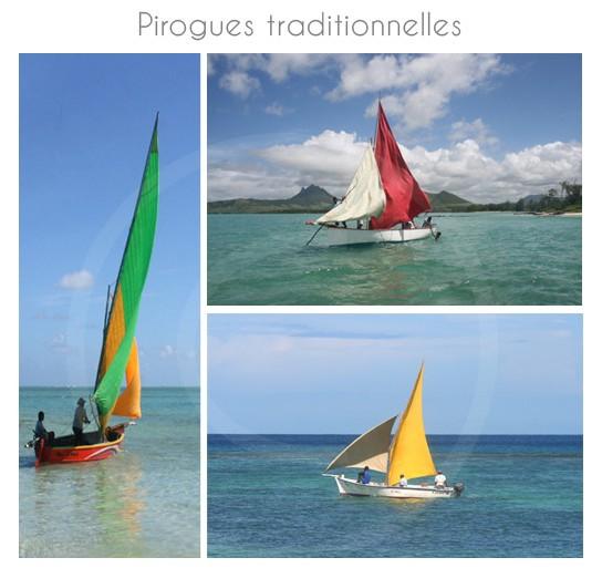 Pirogues-ile-maurice