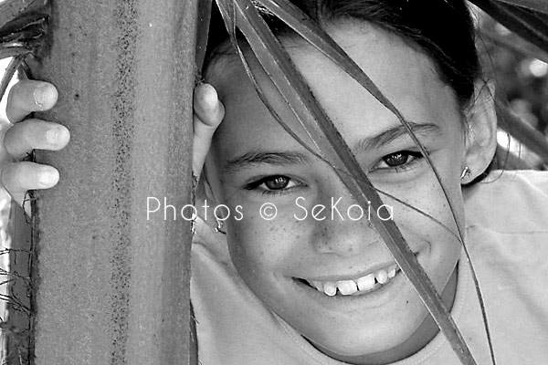 Portrait photo Sekoia
