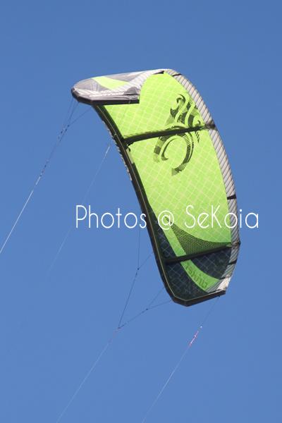Kite Surf ile Maurice