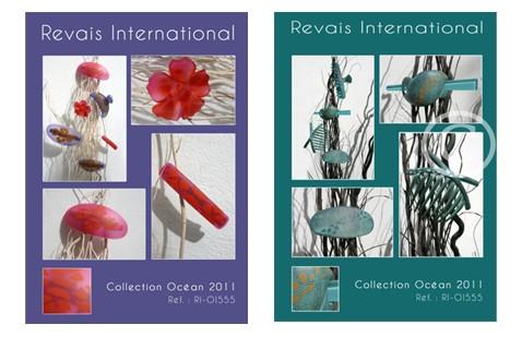 Création catalogue ile Maurice