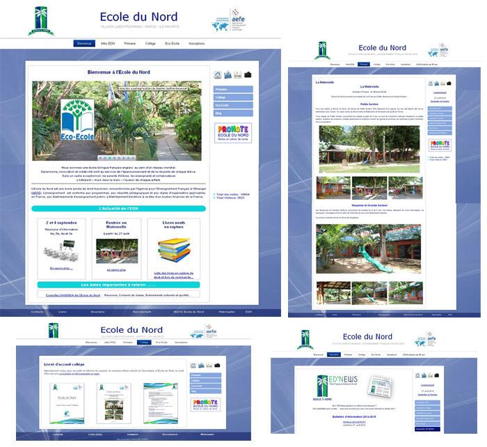 site-web-ecole-ile-maurice-